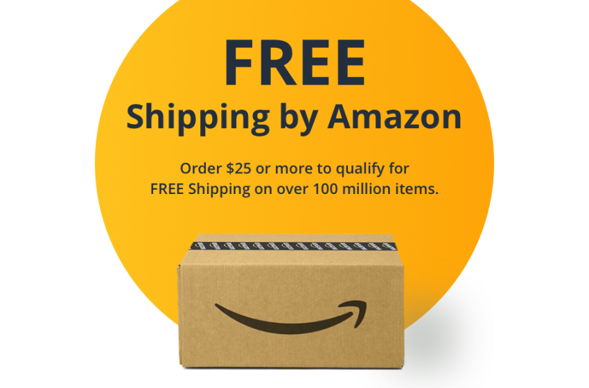 Free Amazon Shipping (No Prime Needed)