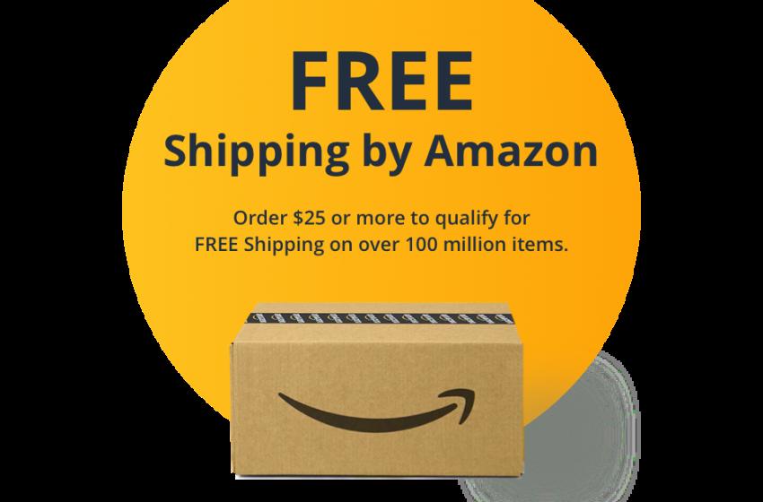 Free Amazon Shipping (No Prime Needed)